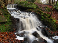 Rivelin cascade (Roger B.) Tags: river waterfall stream cascade rivelinvalley