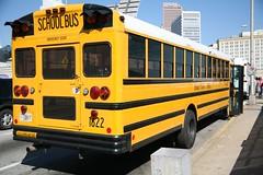 School Bus (Bruno Girin) Tags: school atlanta usa bus yellow georgia