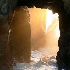 passage (jurvetson) Tags: ocean sunset beach topf25 coast top20np topf50 bravo bigsur 500plus20 pfeifferstatepark spselection photocontesttnc08