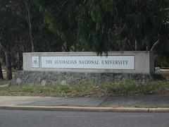 ANU Sign