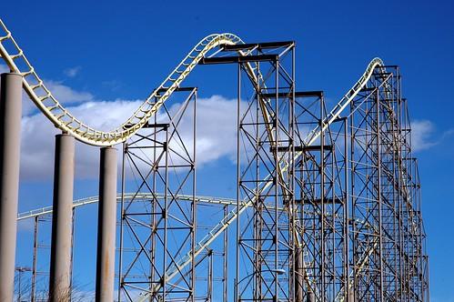 Roller Coaster Trestles, Primm, Nevada