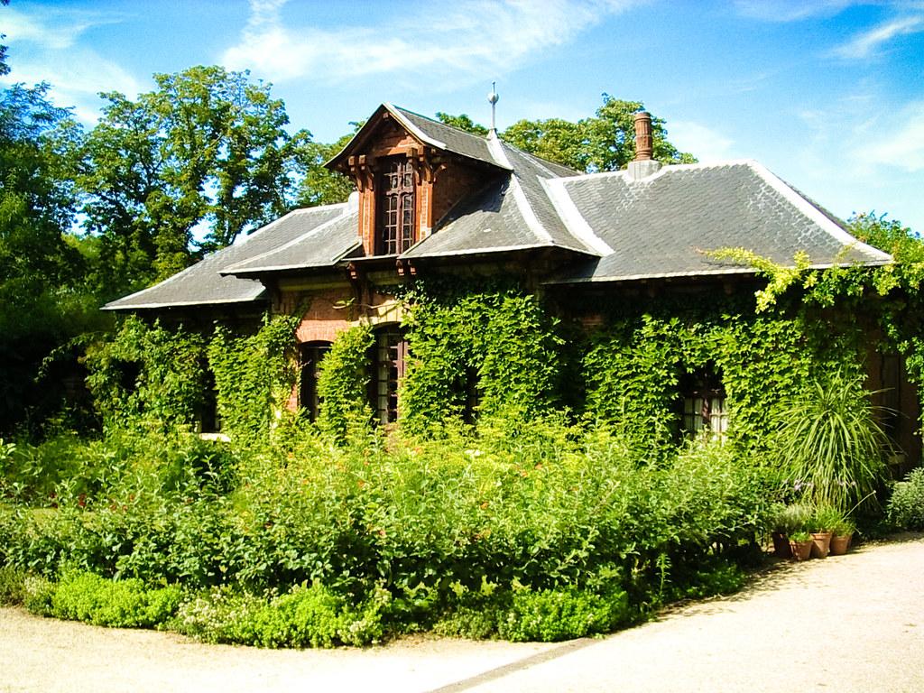 La maison du chef jardinier