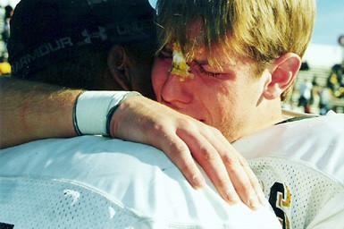 Football tears