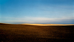 slice of land (Mr.  Mark) Tags: deleteme8 canada topf25 lines wow bravo savedbythedeletemegroup farm wheat fv5 minimal saveme10 zen layer saskatchewan prairies minimalist markboucher safedomino