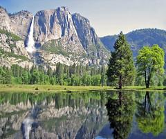 Yosemite Falls (jauderho) Tags: 2005 california usa topf25 topc25 topv111 canon topv555 topv333 bravo flickr topv1111 topv999 unescoworldheritagesite topv777 yosemitenationalpark s400 magicdonkey jauderho 1000v40f