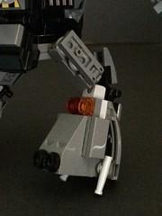 23. NMS-01 Leg Pose Support 2 (Sam.C MOCs) Tags: robot lego military scifi mech moc hardsuit