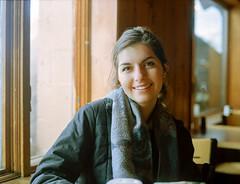 Grace (Obatolay) Tags: film analog mediumformat mamiya645 kodakportra160