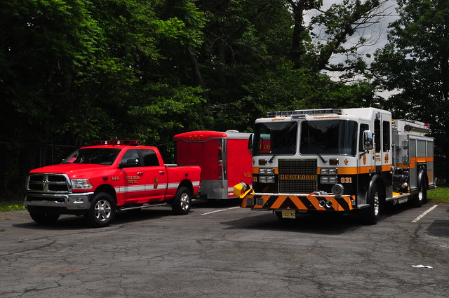 newjersey nj engine utility firetruck dodge fireengine deptford kme 3500 dfd 549 gloucestercounty deptfordtownship engine931 deptfordfiredepartment lcvfc littlecreekvolunteerfirecompany