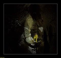 Ambiance spéléo dans la grotte de la Vieille folle (francky25) Tags: de la franchecomté dans grotte vieille ambiance folle doubs spéléo deservillers