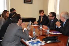 Reunião com a Associação Nacional das Farmácias