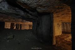 Creute de PC (Discovering The Past) Tags: abandoned canon underground lost place bunker cave souterrain hhle festung urbex carriere wk1