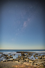 Haven (Timothy M Roberts) Tags: ocean blue haven coast nikon sandstone australia nsw newsouthwales centralcoast universe tamron milkyway terrigal vialactea trphotography