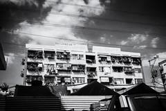 (knet2d) Tags: street leica city blackandwhite bw love monochrome 35mm asia god sony philippines manila filipino summilux sonya7r