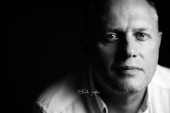 Pur Malt #2 (BQM 'Graphies) Tags: portrait man studio intense emotion expression mur homme