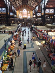 Grand marché de Budapest