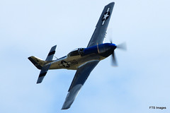 IMG_7541 (harrison-green) Tags: show sea museum plane flying war fighter aircraft aviation air airshow legends duxford imperial spitfire mustang fury iwm me109 2015