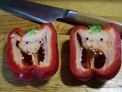 Aaaaaaah ! (Grand-Papp, charrette...) Tags: food cuisine piment humour poivron massifcentral scoville hauteloire margeride hautesterres expressionfranaise lobe marjarida