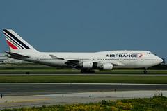 F-GITI (Air France) (Steelhead 2010) Tags: boeing airfrance yyz b747 freg b747400 fgiti