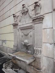 Paolina (Via) (Fontaines de Rome) Tags: rome roma via rom paolina viapaolina