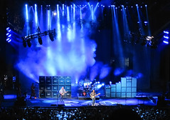 Rush at the Verizon Wireless Amphitheater 7/30/2015 - YYZ (Dave Toussaint (www.photographersnature.com)) Tags: california ca travel music usa nature photoshop canon landscape drums photo interestingness google interesting concert photographer tour bass guitar live stage picture amp july explore cc socal adobe getty trio southerncalifornia venue lightshow irvine rockandroll progressive yyz geddylee alexlifeson adjust sureshot 2015 neilpeart verizonwirelessamphitheater r40 denoise topazlabs 40thanniversarytour photographersnaturecom davetoussaint canadianrockband creativecloud