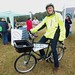 The UK's Green Poet On A Pashley Bicycle
