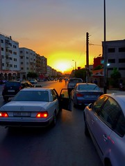 Temara morocco (akram elhadi) Tags: sunset morocco maroc rabat temara