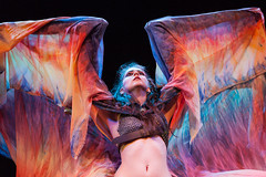 Nyu Moon (Sue_Hutton) Tags: show summer leicester performers showcase gothlauk theytheatre july2015 gothlauk2015 nyumoon
