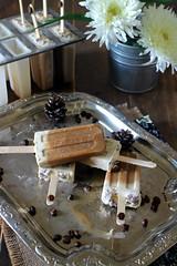 HELADOS DE CAF VIETNAMITA Y MUESLI DE CHOCOLATE (by Ana M Espada) Tags: coffee caf postre dessert chocolate icecream recipes dulce helados popsicles muesli recetas lechecondensada reposteria cookthecake