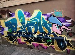 siek-alley-bmore15 (SIEKONE.ID) Tags: art graffiti baltimore crew scape kts km graffitiart gak bmore artscape 2015 siek flyid pfe elw