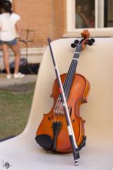 IX Curso Musical Valencia de Don Juan (Nerea Meln Nava) Tags: espaa music canon eos spain musical leon violin musica instrument fiddle tool curso instrumento valenciadedonjuan 600d