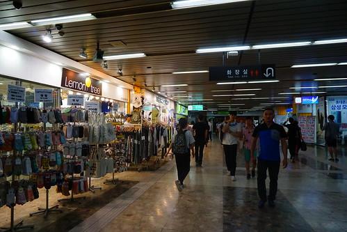 【遊記/釜山】釜山大學商圈&超多汁厚切粗鹽烤三層肉