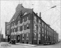 van camp building shelby street (robgividenonyx) Tags: 1930s kentucky louisville vancamp