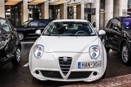 Greece (Elis) - Alfa Romeo Giulietta