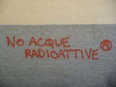 Pisa 2015 (bella.m) Tags: italy streetart art graffiti urbanart pisa noacqueradioattive