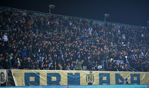 Rijeka - Istra 1:0 (17.12.2016)