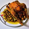 French style roasted chicken. (mitantighosh) Tags: chicken roast christmas newyear homemade recipe food foodblog blog blogger diy cool cook cooking eatwhatyouwant roasted tipsntricks tips frenchfood france gastro foodphoto theparisfeast tasty gourmet pouletroti poulet cider shallots garlic zest