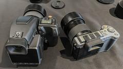 Same Sensor, Different Form Factors - The Hasselblad H6D-50c And The Hasselblad X1D-50c - Parkes - ACT - Australia - 20161206 @ 13:57 (MomentsForZen) Tags: design sensor h6d50c h6d x1d50c x1d hasselblad cameras lightroom xnviewmp iexplorer iphone iphone7plus mfz momentsforzen parkes australiancapitalterritory australia au