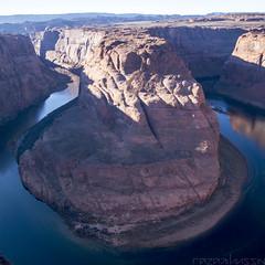 circling (sempel) Tags: page arizona horsehoe bend river canyon rocks