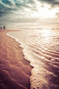 Another Place (mynameisblank!) Tags: nikon nikond300s lancashire england beach anotherplace antonygormley winter sand water sea seaside wave tide outside cloudsstormssunsetssunrises beautifulbeaches