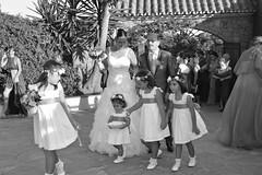 """Boda (Marga Illescas """"La Varanda"""") Tags: bodas novia novio estepona damasdehonor ramo"""