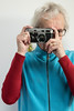 Leica fan or Leica faker? (louys:) Tags: camera cameraporn fuji xt1 primelens xf60mmf24rmacro selfie leica