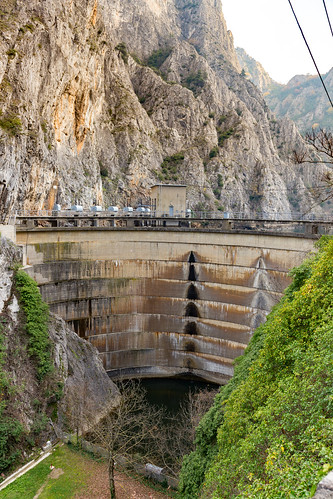 Hydroelectric Power Station - Matka