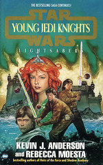 Star-Wars-Young-Jedi-Knights-Lightsabers-by-Kevin-J-Anderson (Count_Strad) Tags: starwars comic comicbook darthvader story novel