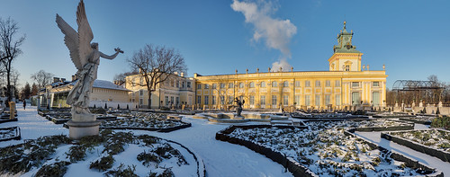 Palace at Wilanów