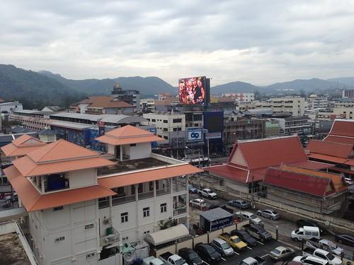 Hua Hin skyline