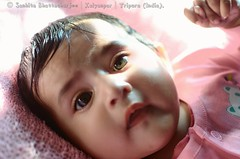 GOD lives in every Beauty & Innocence lives in every mind (Sanhita Bhattacharjee) Tags: samriddha sanhitabhattacharjee flickr tripuraindia tripura india nikkor nikond7000 google121 google 121clicks photography 500px betterphotography portrait children childphotography baby daughter indore
