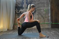 Hüftbeuger-Stretch