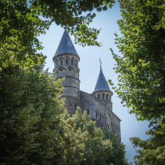 Church Towers (Matt H. Imaging) Tags: church maastricht sony towers slt a55 sonyalpha slta55v sal35f18 ©matthimaging