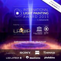 International Light Painting Award 2015 by JanLeonardo (palateth) Tags: light lightpainting art painting contest award lightart