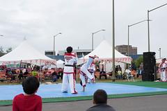 DC0_1179 (Eisbier) Tags: sport alaska training demo centennial do martial arts martialarts taekwondo celebration anchorage tae tkd kwon champ champmartialarts